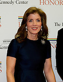 Caroline Kennedy arrives for the formal Artist's Dinner honoring the recipients of the 2012 Kennedy Center Honors hosted by United States Secretary of State Hillary Rodham Clinton at the U.S. Department of State in Washington, D.C. on Saturday, December 1, 2012. The 2012 honorees are Buddy Guy, actor Dustin Hoffman, late-night host David Letterman, dancer Natalia Makarova, and the British rock band Led Zeppelin (Robert Plant, Jimmy Page, and John Paul Jones)..Credit: Ron Sachs / CNP