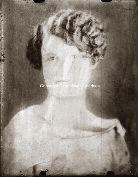 Frederick Stone negative. Unidentified woman.