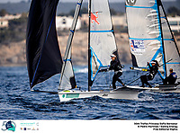 The Trofeo Princesa Sofia Iberostar celebrates this year its 50th anniversary in the elite of Olympic sailing in a record edition, to be held in Majorcan waters from 29th March to 6th April, organised by Club Nàutic S'Arenal, Club Marítimo San Antonio de la Playa, Real Club Náutico de Palma and the Balearic and Spanish federations. <br /> <br /> ©Pedro Martinez/SAILING ENERGY/50th Trofeo Princesa Sofia Iberostar <br /> 01 April, 2019.