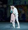 Russian Ballet Icons Gala 2015 <br /> at the Coliseum, London, Great Britain <br /> 8th March 2015 <br /> rehearsals <br /> <br /> Roberta Marquez and Federico Bonelli in Romeo &amp; Juliet <br /> <br /> <br /> Photograph by Elliott Franks <br /> Image licensed to Elliott Franks Photography Services