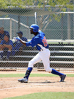 Felix Pie / AZL Cubs..Photo by:  Bill Mitchell/Four Seam Images