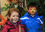 Chloe and Daragh Peters at the Facepainting in The Library...(Photo credit should read Jenny Matthews www.newsfile.ie)....This Picture has been sent you under the conditions enclosed by:.Newsfile Ltd..The Studio,.Millmount Abbey,.Drogheda,.Co Meath..Ireland..Tel: +353(0)41-9871240.Fax: +353(0)41-9871260.GSM: +353(0)86-2500958.email: pictures@newsfile.ie.www.newsfile.ie.