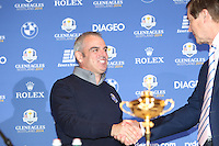 Paul McGinley Ryder Cup Captain