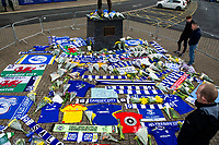 2019 01 23 Tributes to Sala, Cardiff City Stadium, Cardiff, Wales, UK
