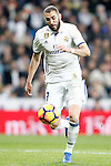 Real Madrid's Karim Benzema during La Liga match. March 1,2017. (ALTERPHOTOS/Acero)