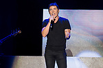 Manel Fuentes,  host of VivaDial concert  at Wizink Center in Madrid, Spain September 09, 2017. (ALTERPHOTOS/Borja B.Hojas)