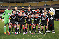 D.C. United Starting Eleven. Sporting Kansas City defeated D.C. United  1-0 at RFK Stadium, Saturday March 10, 2012.