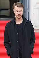 Hugh Skinner at the Film4 Summer Screen: The Wife Opening Gala at Somerset House, Strand, London, England, UK on Thursday 9th August 2018.<br /> CAP/ROS<br /> &copy;ROS/Capital Pictures /MediaPunch ***NORTH AND SOUTH AMERICAS ONLY***
