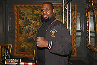 Hasim Rahman during a Press Conference at The Gore Hotel on 6th March 2019