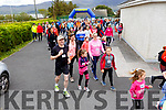 Attending the Donal Walsh 6k walk at the Spa NS on Sunday.