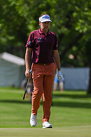 Ian Poulter (GBR) looks over the green on 2 during round 2 of the 2019 Charles Schwab Challenge, Colonial Country Club, Ft. Worth, Texas,  USA. 5/24/2019.<br /> Picture: Golffile   Ken Murray<br /> <br /> All photo usage must carry mandatory copyright credit (© Golffile   Ken Murray)