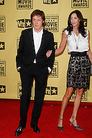 January 15, 2010:  Paul McCartney and guest arrives at the 15th Annual Critics' Choice Movie Awards held at the Palladium in Los Angeles, California. .Photo by Nina Prommer/Milestone Photo