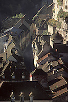 Europe/France/Midi-Pyrénées/46/Lot/Causse de Rocamadour/Rocamadour : Le village
