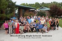 B.H.S. Indians Class of 1992 Reunion