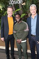 "30 October 2018 - Beverly Hills, California - Bryan Cranston, Kevin Hart, Neil Burger. ""The Upside"" Photo Call held at The Four Seasons Beverly Hills. Photo Credit: Faye Sadou/AdMedia"