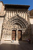 Iglesia de Santa María Siglo XIV Requena, Valencia, España / Spain - 4/5/2008