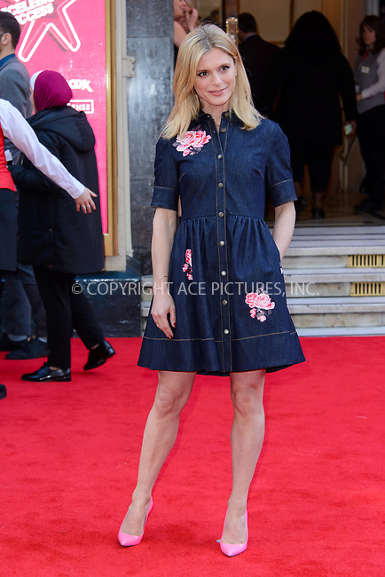 www.acepixs.com<br /> <br /> March 15 2017, London<br /> <br /> Emilia Fox arriving at The Prince's Trust Celebrate Success Awards at the London Palladium on March 15 2017 in London<br /> <br /> By Line: Famous/ACE Pictures<br /> <br /> <br /> ACE Pictures Inc<br /> Tel: 6467670430<br /> Email: info@acepixs.com<br /> www.acepixs.com