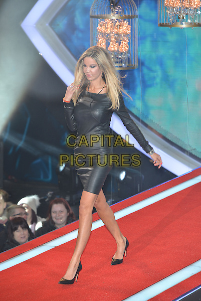 Alicia Douvall<br /> Celebrity Big Brother launch night on Wednesday, 7th January 2015, Borehamwood, Hertfordshire.<br /> CAP/PL<br /> &copy;Phil Loftus/Capital Pictures