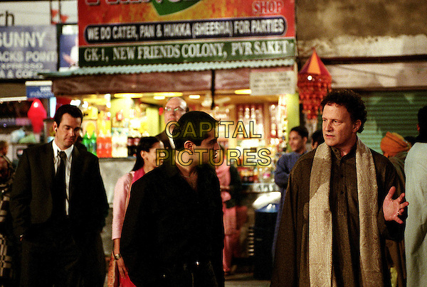 JON TENNEY, SHEETAL SHETH, JOHN CARROLL LYNCH, HOMIE DOROODIAN & ALBERT BROOKS.in Looking For Comedy In The Muslim World.*Editorial Use Only*.www.capitalpictures.com.sales@capitalpictures.com.Supplied by Capital Pictures.