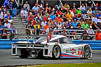 Rolex 24 at Daytona, IMSA Tudor Series, Daytona International Speedway, Daytona Beach, FL, Jan 2015.  (Photo by Brian Cleary/ www.bcpix.com )