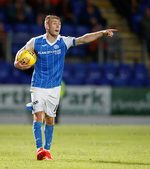 David Wotherspoon, St Johnstone