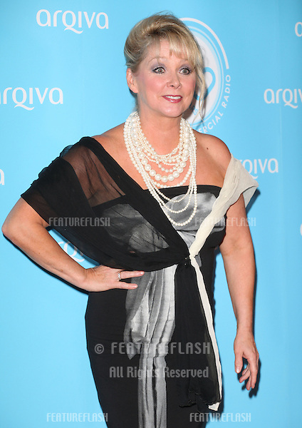Cheryl Baker arriving for the Arqiva Radio Awards, at the Westminster Park Plaza Hotel, London. 03/07/2013 Picture by: Alexandra Glen / Featureflash