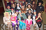 Party time for Priscilla O'Donoghue(centre) from Duagh who celebrated her 30th Birthday fancy dress style, pictured here with family and friends last Saturday night in O'Connor's Bar, Duagh.