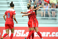 Washington Spirit vs Boston Breakers, August 12, 2017
