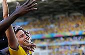 Colombia contra Grecia en Belo Horizonte