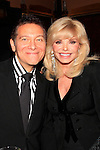 LOS ANGELES - DEC 4: Michael Feinstein, Loni Anderson at a party hosted by The Actors Fund after a performance of 'White Christmas' at the Pantages Theater on December 4, 2016 in Los Angeles, California