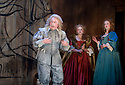 The City Madam by Philip Massinger. A Royal Shakespeare Company Production directed by Dominic Hill. With Nicholas Day as Lord Lacy, Matti Houghton as Mary,Lucy Briggs-Owen as Anne.Opens at The SwanTheatre  ,Stratford Upon Avon on 10/5/11  CREDIT Geraint Lewis
