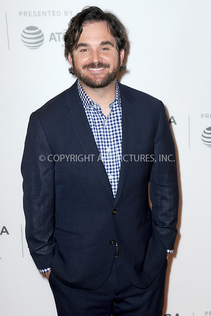 www.acepixs.com<br /> April 26, 2017  New York City<br /> <br /> James Ponsoldt arriving to the World Premiere of 'The Circle' at the 2017 Tribeca Film Festival on April 26, 2017 in New York City.<br /> <br /> Credit: Kristin Callahan/ACE Pictures<br /> <br /> <br /> Tel: 646 769 0430<br /> Email: info@acepixs.com