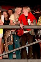 Rita Ora & Nick Grimshaw at the 2019 Reading Festival