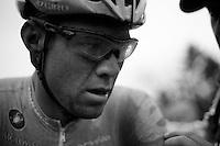 Brabantse Pijl 2012.Leuven-Overijse: 195,7km..Manuele Boaro