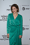 Actress Caitlin McGee arrives at the world premiere of Standing Up, Falling Down at the 2019 Tribeca Film Festival presented by AT&T Thursday, April 25, 2019 at SVA Theater - 333 West 23 Street New York, NY.