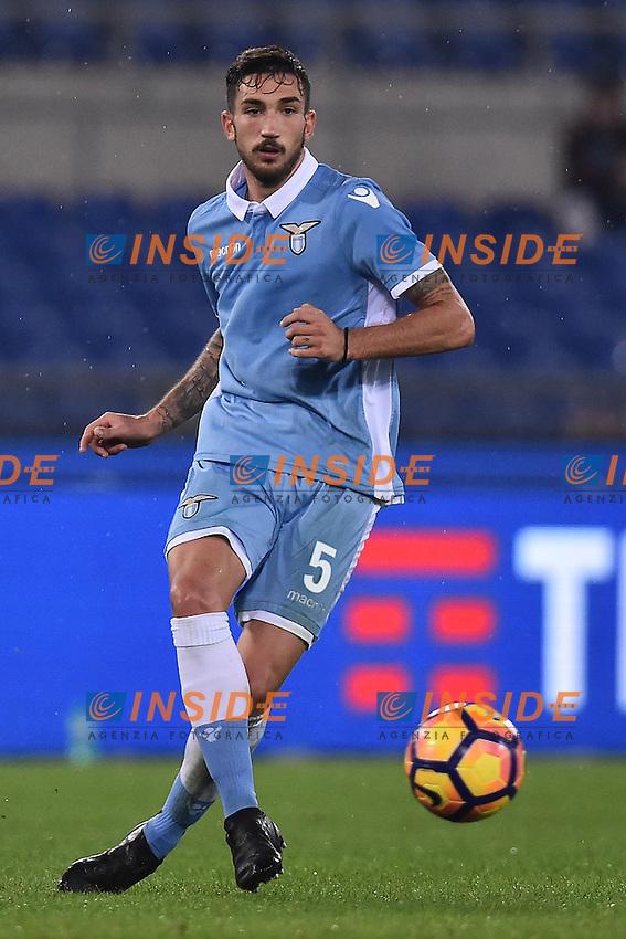 Danilo Cataldi Lazio <br /> Roma 26-10-2016  Stadio Olimpico <br /> Football Calcio Serie A 2016/2017 Lazio - Cagliari <br /> Foto Andrea Staccioli / Insidefoto
