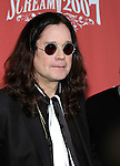 Ozzy Osbourne arrives at Spike TV's 'Scream 2007' held at The Greek Theatre on October 19, 2007 in Los Angeles, California.