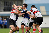 College Rugby - St Pat's Wellington v Scots College at Evans Bay, Wellington, New Zealand on Saturday 27 June 2020. <br /> Photo by Masanori Udagawa. <br /> www.photowellington.photoshelter.com