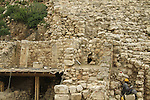Israel, Jerusalem, City of David, the House of Ahiel in Area G