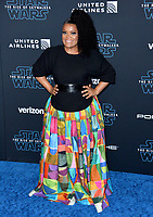 "LOS ANGELES, USA. December 17, 2019: Yvette Nicole Brown at the world premiere of ""Star Wars: The Rise of Skywalker"" at the El Capitan Theatre.<br /> Picture: Paul Smith/Featureflash"