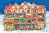 Alfredo, HOLY FAMILIES, HEILIGE FAMILIE, SAGRADA FAMÍLIA, paintings+++++,BRTOXX11673,#xr#,advent calendar