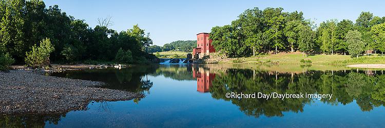 65095-02105 Dillard Mill at Dillard Mill State Historic Site, Dillard, MO