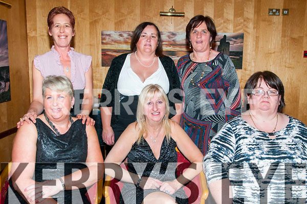 Ballybunion Senior Citizens Party:Attending the Ballybunion Senior Citizens Party at the Golf Hotel on Friday night last were in front Marie Houlihan, Maggie Hayes & Josephine Kennelly. Back : Eileen Fogarty, Christine Halpin & Doreen Farrell.