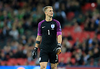 England Joe Hart during the FIFA World Cup 2018 Qualifying Group F match between England and Slovenia at Wembley Stadium on October 5th 2017 in London, England. <br /> Calcio Inghilterra - Slovenia Qualificazioni Mondiali <br /> Foto Phcimages/Panoramic/insidefoto