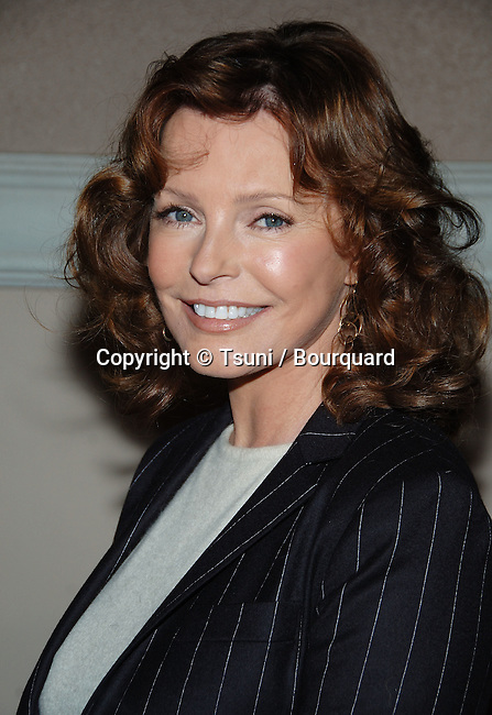 Cheryl Ladd arriving at the NBC tca Party at the Ritz Carlton in Passadena. January 22, 2006.