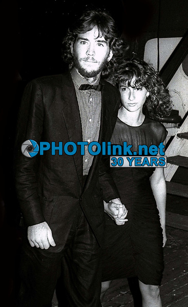 Timothy Hutton and Jennifer Gray 1982<br /> Photo By John Barrett/PHOTOlink