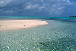 Point of Sands beach, Little Cayman, Cayman Islands, British West Indies,