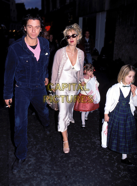 PAULA YATES &amp; MICHAEL HUTCHENCE &amp; CHILDREN<br /> pregnant, dead, deceased<br /> Ref: 2132<br /> www.capitalpictures.com<br /> sales@capitalpictures.com<br /> &copy; Capital Pictures