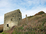 Blue Tin Mine, St Agnes, Cornwall