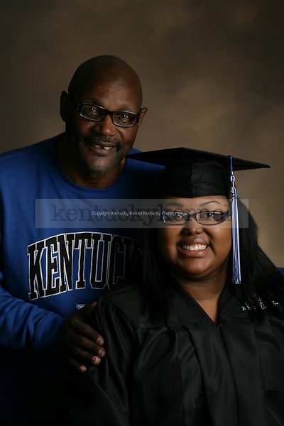 Elliott, Sharrion, photographed during the Spring 2012 Grad Salute at the University of Kentucky on 2/29/12.